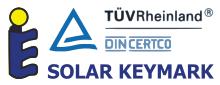 kolektory słoneczne Turbosolar solar-keymark