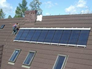 Kolektory słoneczne 5