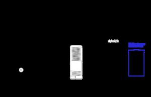 Instalacja: solar + kocioł na paliwo stałe UZ + kominek UZ