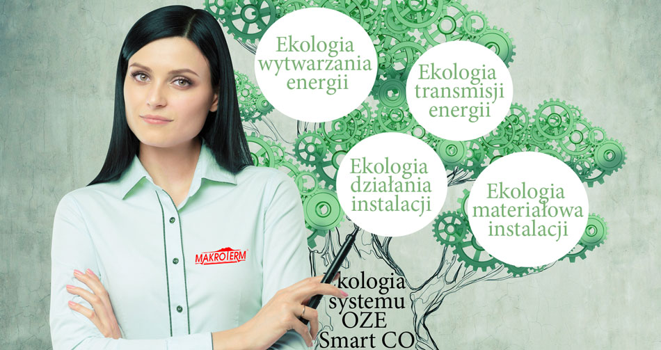 Ekologiczny system grzewczy
