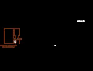 Instalacja: kocioł na pellet, turbokominek w układzie otwartym i pompa ciepła split