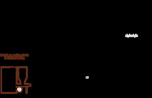 System grzewczy: piec na pellet, turbokominek w układzie zamkniętym i pompa ciepła monoblok