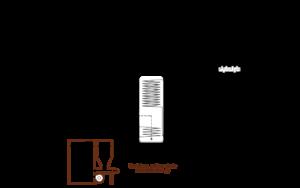 Instalacja: piec na pellet, pompa ciepła split i kolektory słoneczne